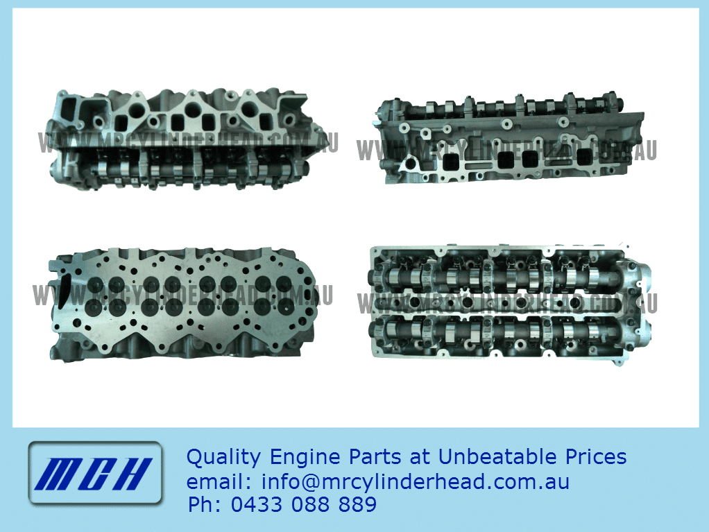 Ford Ranger PJ PK Mazda BT50 COMPLETE WE Cylinder Head Kit ...