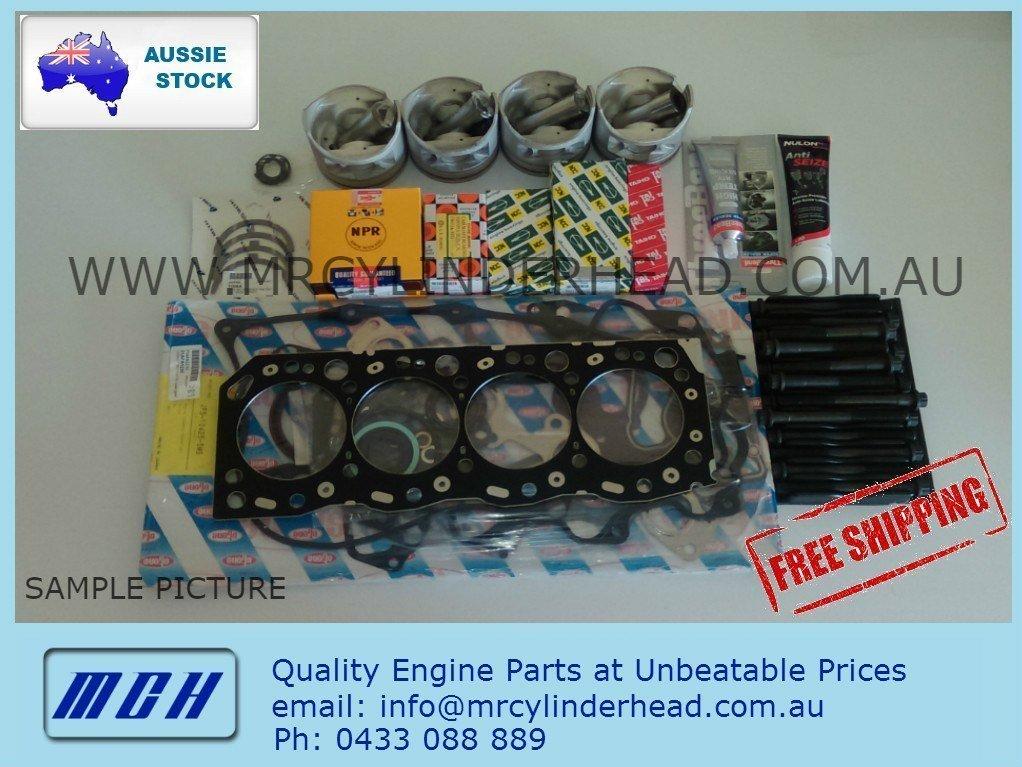 Toyota Hilux Hiace 5L 5L-E Engine Rebuild Kit LN147,167,172 - Free Postage