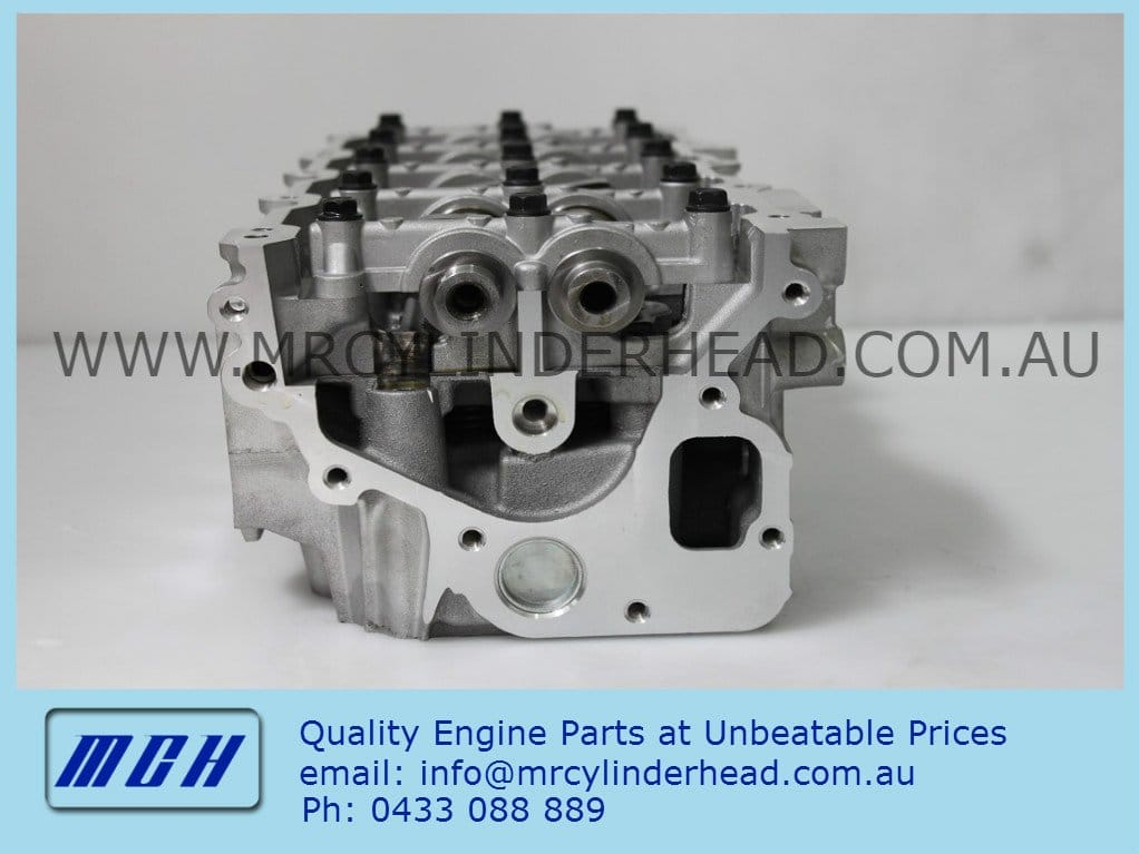 ZD30 CRD COMPLETE Assembled Cylinder Head Kit for Nissan Patrol ZD30DDTi  3 0L Common Rail