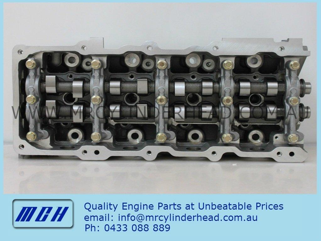 ZD30 COMPLETE Assembled Cylinder Head Kit for Nissan GU Patrol D22 Navara  ZD30DDTi - FREE POST