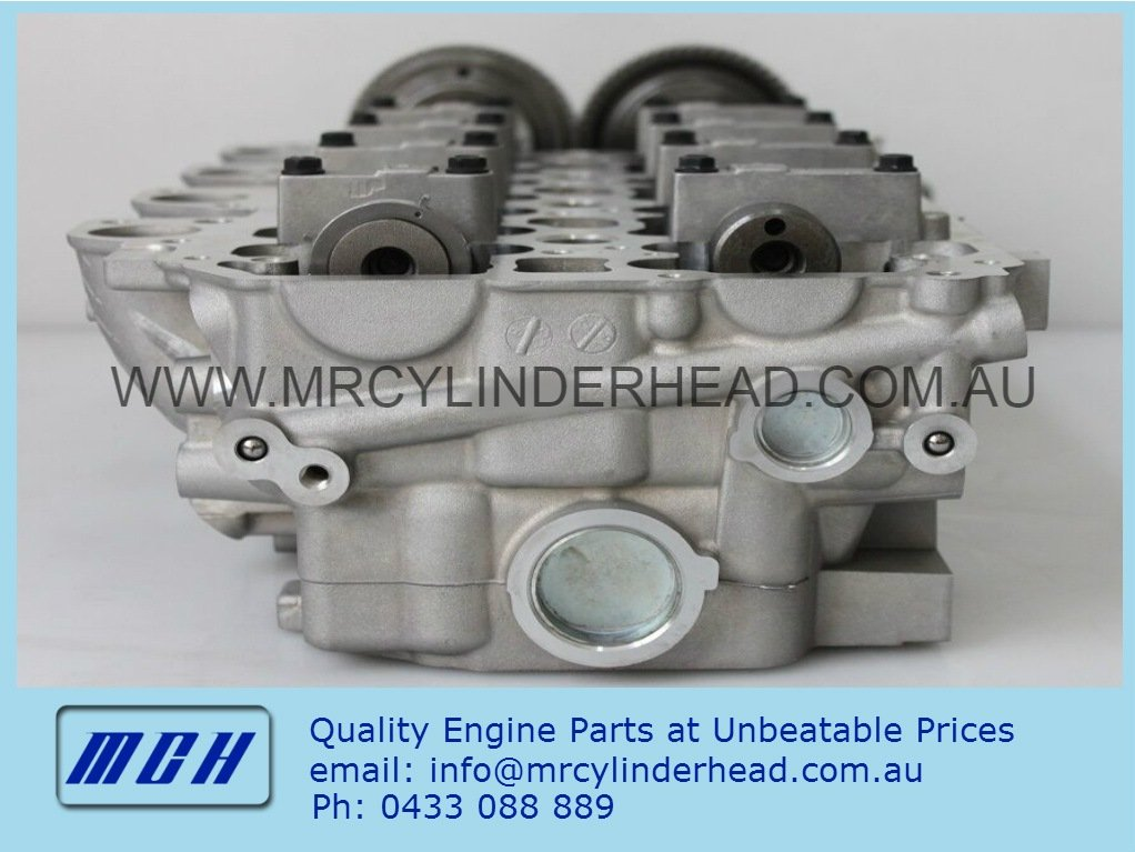 4D56di-T COMPLETE Cylinder Head Kit for Mitsubishi Triton Challenger L200  4D56U - FREE POST