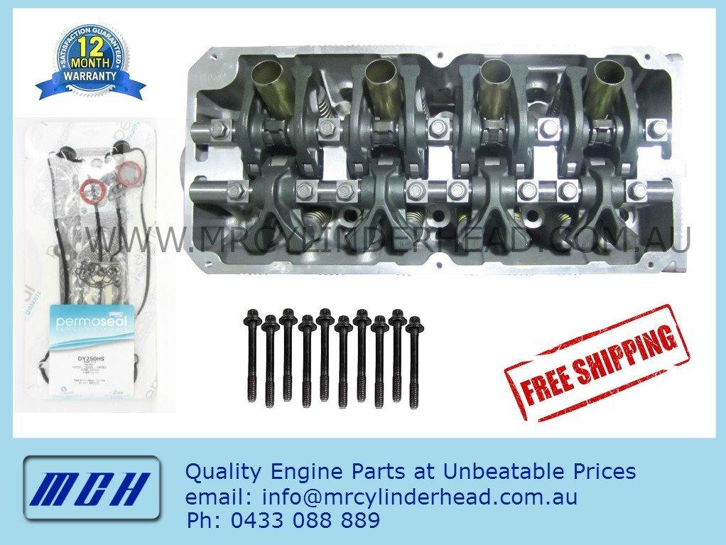 4G63 COMPLETE Cylinder Head kit - Mitsubishi Express Starwagon SOHC 16V RWD